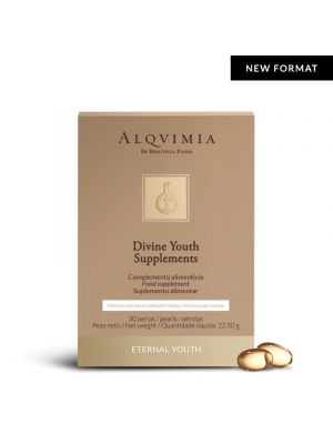 Divine Youth supplements 30 perles