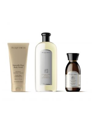 Silhouette Slimming Set (with Body Oil)