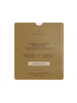 Eternal Youth Gold Face Mask