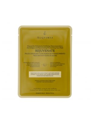 Rejuvenate Anti-Fatigue And Rejuvenating Moisturizing Face Mask