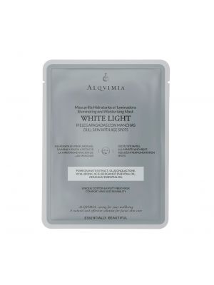 Essentially Beautiful White Light  Illuminating And Moisturising Mask